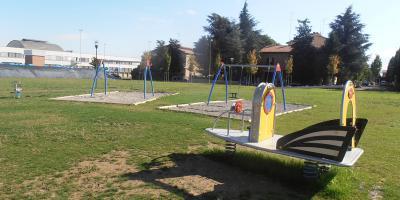 Fiorano Modenese (Modena) - Area giochi Conad