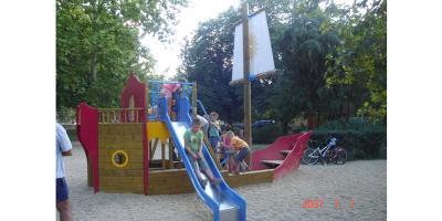 Area giochi - Budapest (Ungheria)