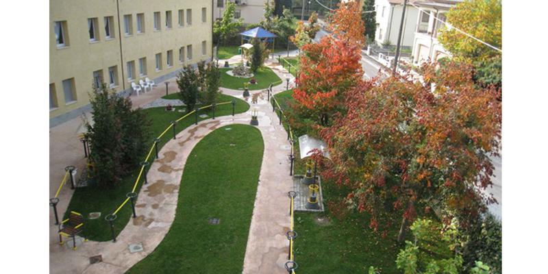 Sarba referenze giardini terapeutici for Arredo casa piacenza