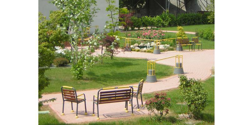 Sarba referenze giardini terapeutici - Progetto casa biella ...
